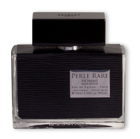 PERLE RARE HOMME Black Edition