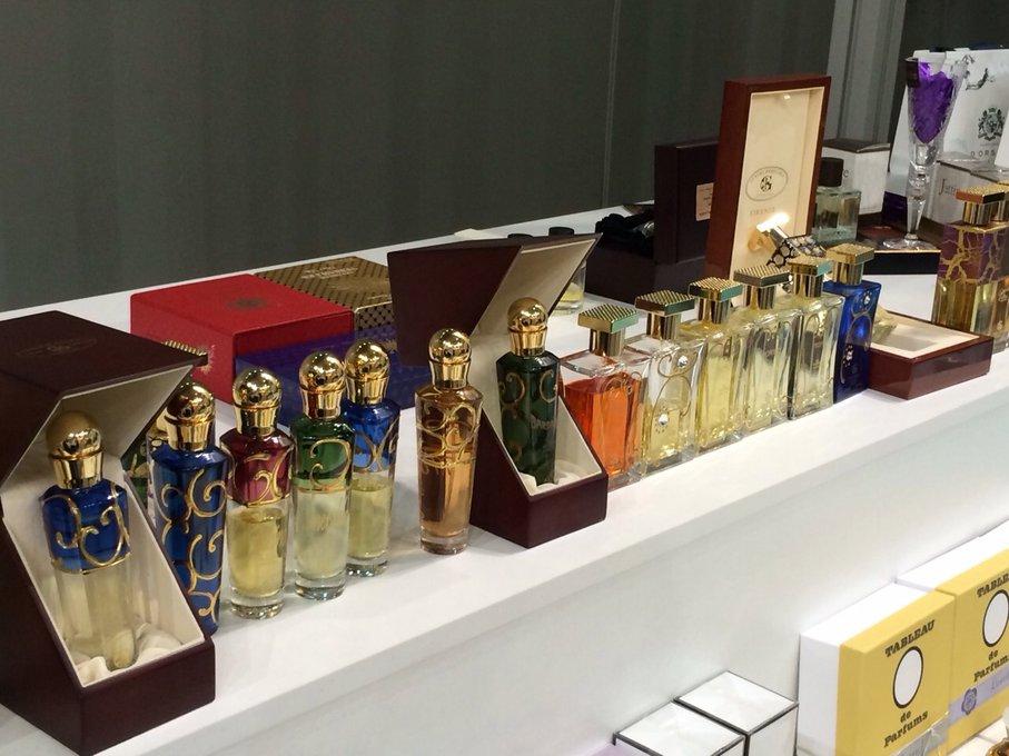 выставки косметики и парфюмерии в москве